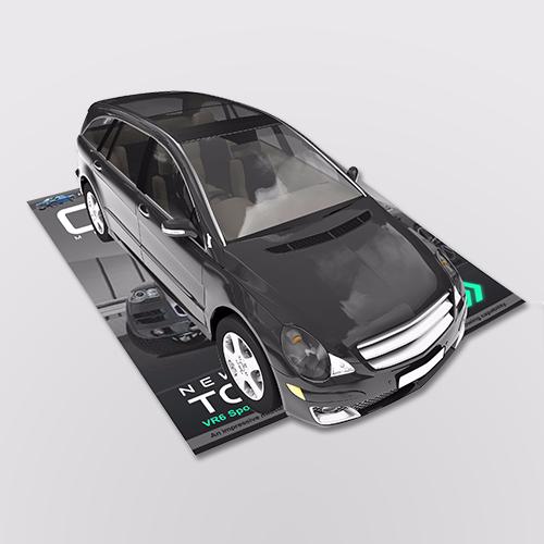 Image Car Flyer Demo